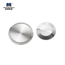 Санитарная пищевая нержавеющая сталь SS 304 / 316L Tri-зажимная заглушка