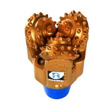 Utilisé pour doux à dur formation cône rouleau api spec 7 tricône foret fabriqué en chine
