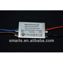 Conductor LED aprobado por UL 320mA 2 ~ 6W