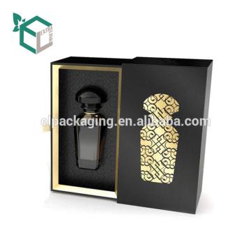 Custom Packing Gift Luxury Perfume Paper Box