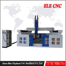 Routeur cnc d'axe de 3m * de 5m z, kits d'axe de commande numérique par ordinateur 4, routeur en bois de conception avec le certificat de la CE