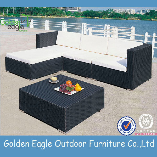 Outdoor Garden Rattan Sofa Sets