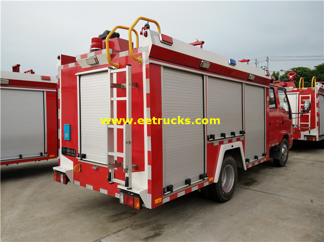 1000 Gallon Fire Extinguisher Trucks