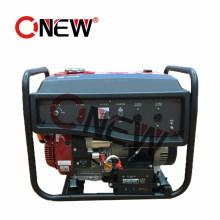 6kw 8kVA LPG Backup Generator, Natural Gas Generator, Single Cylinder Portable Generator Power