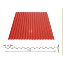 Automatische Dachplatten-Blattformmaschine