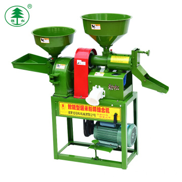 Pemisah Beras dan Polisher Rice Polisher