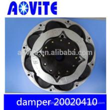 Terex off-highway coal dump truck vibration damper 20020410 for 3307&TR50