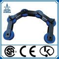 Moving Walk Step Chain Escalator Parts