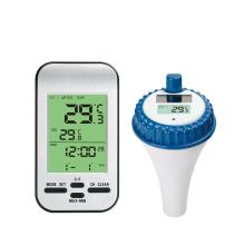 termômetro digital sem fio de água para piscina