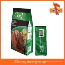 2015 mais novo alimentos industriais embalagem de alimentos plásticos saco
