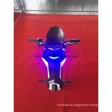 Scooter eléctrico de triciclo de nuevo diseño LED