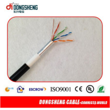 Dongsheng cable Fctory suministro FTP Cat5e cable LAN