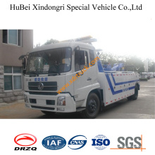 16ton Dongfeng Breakdown Truck Euro3