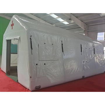 Carpa médica inflable para hospital de emergencia