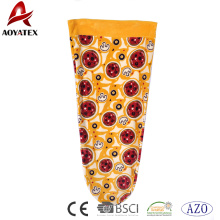 Doux et chaud polaire flanelle pizza sirène queue couverture sac de couchage pour les enfants et les adultes