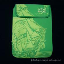 Venta caliente personalizada bolsa de PC de neopreno funda de la manga del bolso