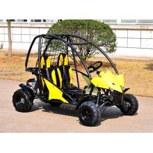 4 Wheeler Gas eléctrico va el Kart Buggy para la granja (KD 110GKT-2)