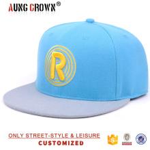 Projete seu snapback de logotipo, tampa de snapback de design personalizada, chapéu de capa de snapback de design