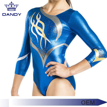Mystique team Dance Girls Competition Gymnastics Leotard