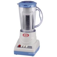 Haushalt elektrische Mixer mit 1,0 L-Kunststoff-Glas