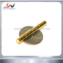 cheap various shapes high strength competitive neodymium gold magnet