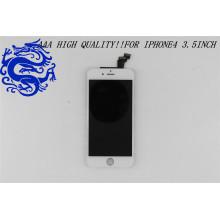 Digitador do toque do painel LCD para a substituição do telefone móvel do iPhone 4 4G