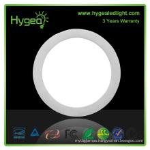 indoor use hotel school led panel light/ 4W 6W 9W 12W 15W 18W 24W led panel light