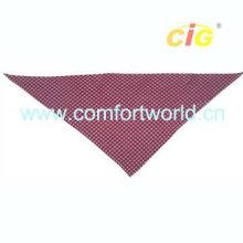 Triángulo de perro bufanda