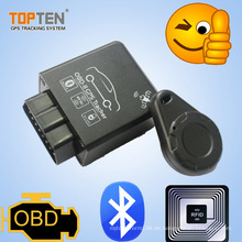 Globaler tragbarer RFID GPS Verfolger mit OBD-Ll Verbindungsstück, Stecker-N-Spiel Tk228-Ez