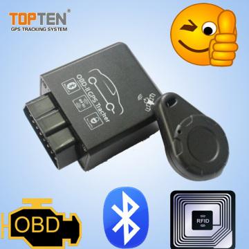 4G Lte OBD-II Tracker com Plug-and-Play, Relatório de História (TK288-KW)