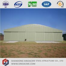 Pre-Engineered Steel Structure Aircraft Hangar