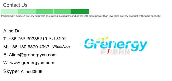 11.1V 3S2P 5200mAh Li-ion Battery Pack for RTS