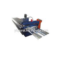 Machine de formage de rouleaux en métal usée en tôle plate de haute qualité