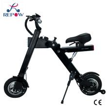 Deux roues Ebike mini scooter pliable 250W