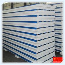 Material de construcción incombustible ligero EPS Panel de sándwich