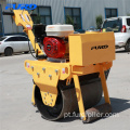 Land Compactor Single Drum Vibratory Roller with 325kg Weight