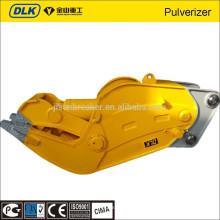 Hydraulischer konkreter Kiefer-Pulverizer-Demolierungs-Pulverizer Hydraulischer sekundärer Pulverizer