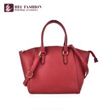 HEC Wholesale Fashion Korean Style Pink Color Lady Handbag
