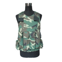 Tactical Type 8 Military Equipment 3 Grade Protection Soft Bulletproof Vest