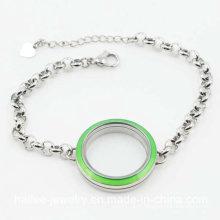 Bracelet en acier inoxydable en mode bijoux pour cadeau
