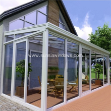High Quality Comfortable Outdoor Glassroom