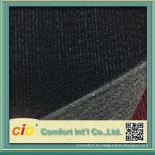 Caliente-venta coche alfombra tela por los rodillos