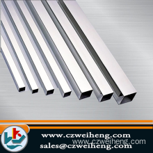 tp 316 stainless Square Steel Pipe for