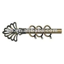Zhejiang aluminum curtain design, rod, popular curtain rod
