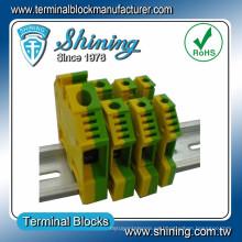 TF-G2.5 2.5mm igual al conector del bloque de terminales de tierra de Phoenix