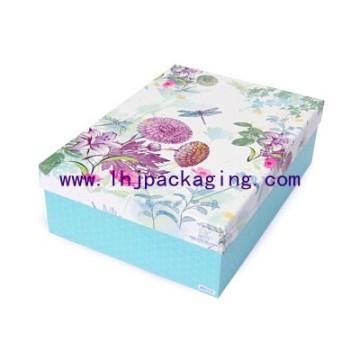 Custom cosméticos embalagem de papel perfume caixa de caixa de relógio de luxo
