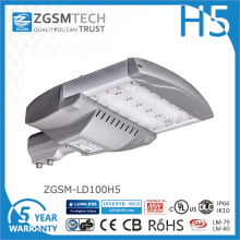 Luz de calle del diseño modular 30W-400W LED luz de calle del 100W
