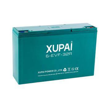 32Ah 6-EVF-20 battery 6 EVF 32 for wholesaler