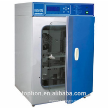 air / water jacketed co2 incubator for cell culture come with IR sensor(senseair sensor) and PID control the CO2 and temperature