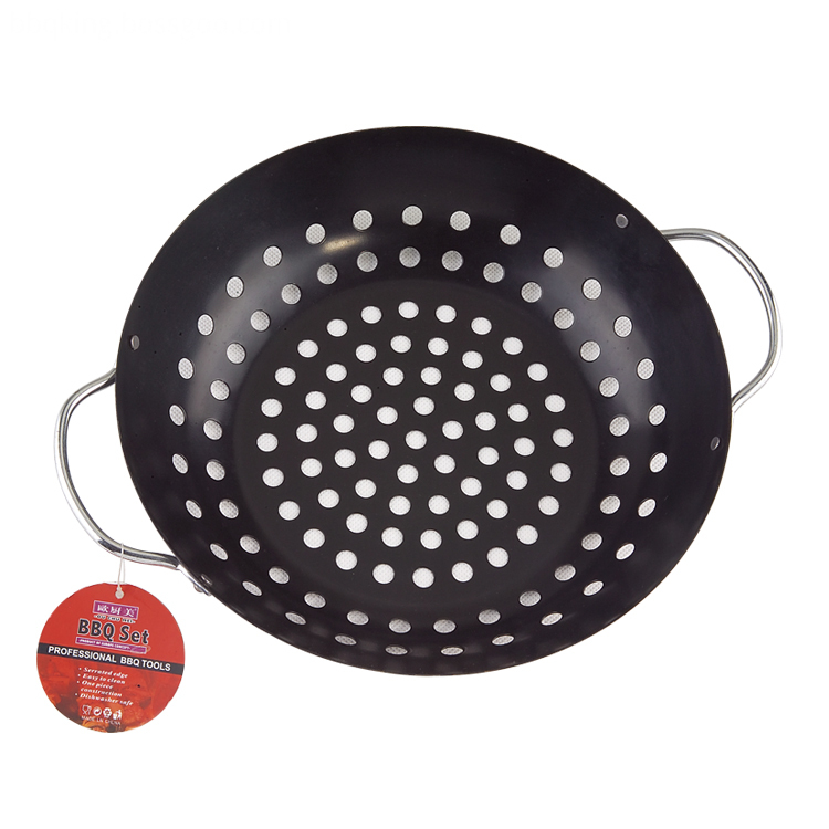 grill rack wok